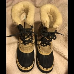 Sorel caribou winter boots size 7